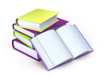 Books Royalty Free Stock Images