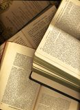 Books Royalty Free Stock Photography