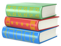 Books. Royalty Free Stock Photos