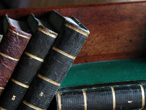 Books. Old Books Stock Images