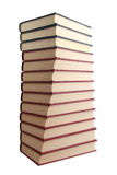 Books. Many books making stack of books royalty free stock photos