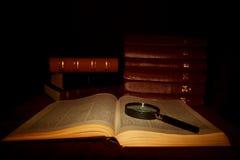 Books. Reading-room stock photos