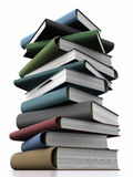 Books. Stack of books. Knowledge Concept Royalty Free Stock Photos