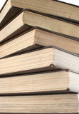 Books. Text books stock photography