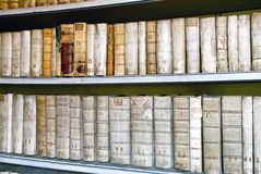 Books of Antiquity Stock Images