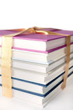 Books as a gift Royalty Free Stock Photos