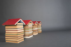 Books as the prospect for future success Royalty Free Stock Photo