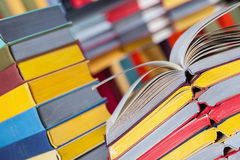 Books background Royalty Free Stock Images