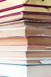 Books background Stock Image