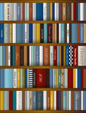 Books background. Royalty Free Stock Image