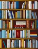 Books background. Stock Image