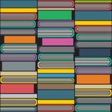 Books bakgrund Stock Illustrationer