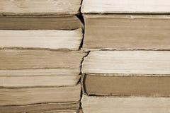 Books bakgrund royaltyfria foton