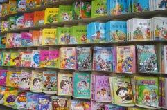 books barn s Royaltyfri Fotografi
