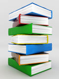 Books bindings and Literature Stock Image