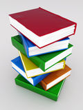 Books bindings and Literature Stock Photo
