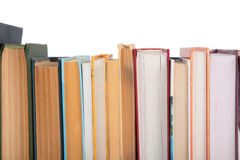 Books close-up Royalty Free Stock Image