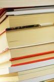 Books closeup Stock Photos