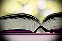 Books closeup Royalty Free Stock Images