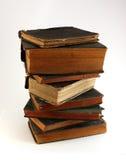 books dammigt gammalt Royaltyfri Foto