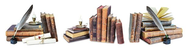 books den gammala seten arkivbilder