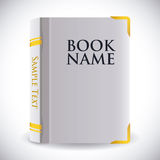 Books design. Stock Photo