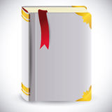 Books design. Stock Photos
