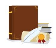 Books design. Stock Images