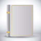 Books design. Royalty Free Stock Photo