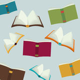 Books design. Stock Photography