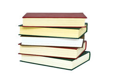 Books on each other Stock Photography