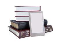 books ebook arkivfoton
