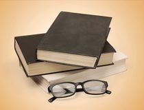 Books. Education bibliophile bibliophilia bookworm college crammer stock image