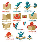 Books and education Royalty Free Stock Photos