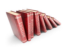Books. Education concept. 3D icon  Royalty Free Stock Photography