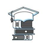 books education line icon Stock Photo