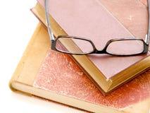 books exponeringsglas Fotografering för Bildbyråer