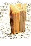books gammalt Royaltyfria Bilder