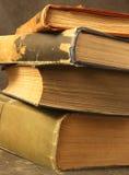 books gammalt Arkivfoton