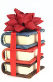 Books for a gift Stock Photo