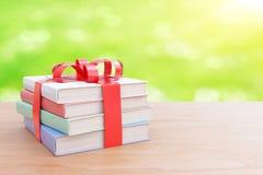 Books gift Royalty Free Stock Photos