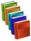 Books illustration Royalty Free Stock Photo