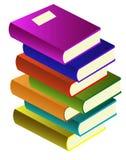 Books illustration stock image