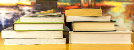 Books stock photography