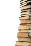 Books (inside clipping path) Royalty Free Stock Photo