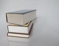 Books. On the isolated backgroiund stock illustration