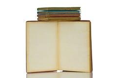 books klassiskt royaltyfria bilder