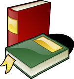 Books, Library, Education Royalty Free Stock Photo
