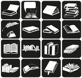 Books and literature Royalty Free Stock Photos