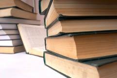 books många arkivfoto